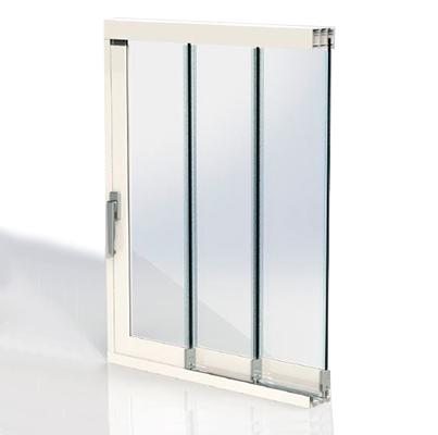Corredera vidrio