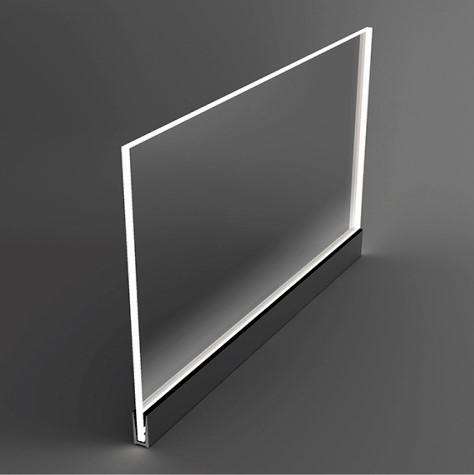 Barandilla de cristal KG 20