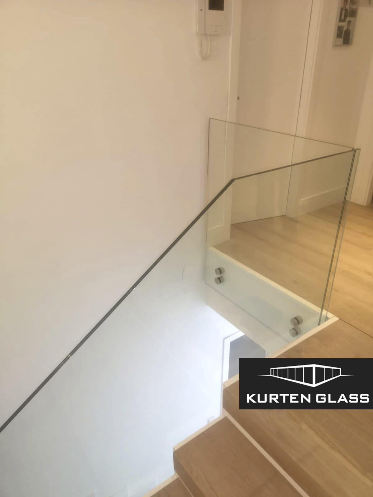 Barandilla vidrio sevilla